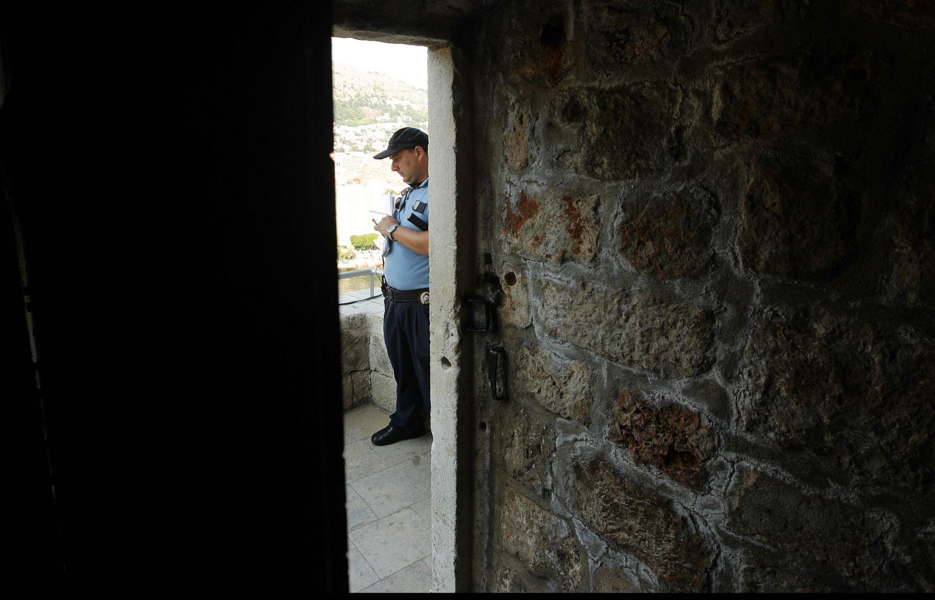 STRAH OD NAPADA Proba predstave 'Elementarne čestice' pod policijskom zaštitom