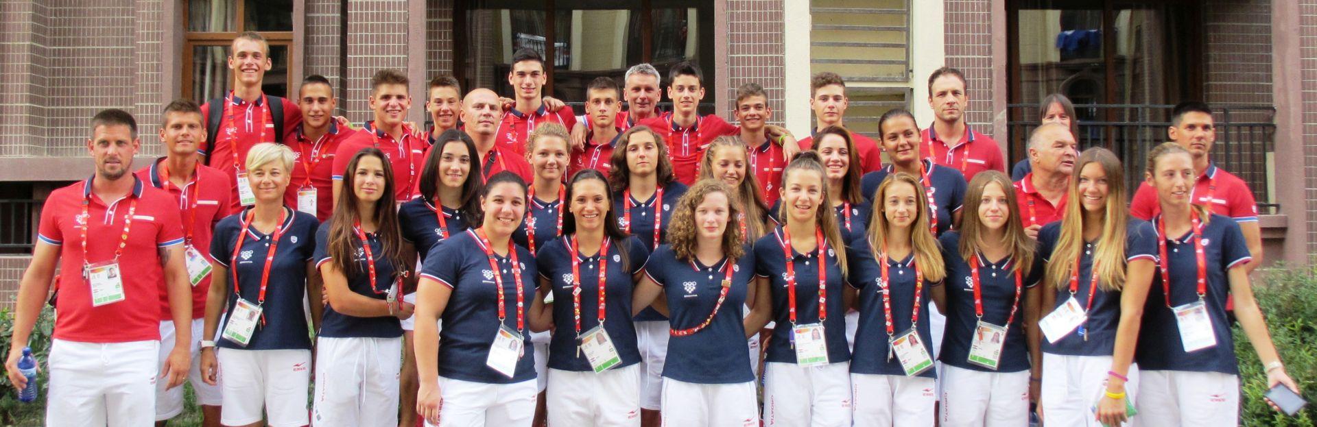 Još dvije medalje za Hrvatsku na EYOF-u