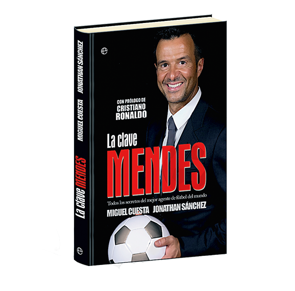 Jorge Mendes, 49-godišnji Portugalac, toliko je slavan u nogometnim krugovima da je početkom ove godine objavljena i njegova autobiografija