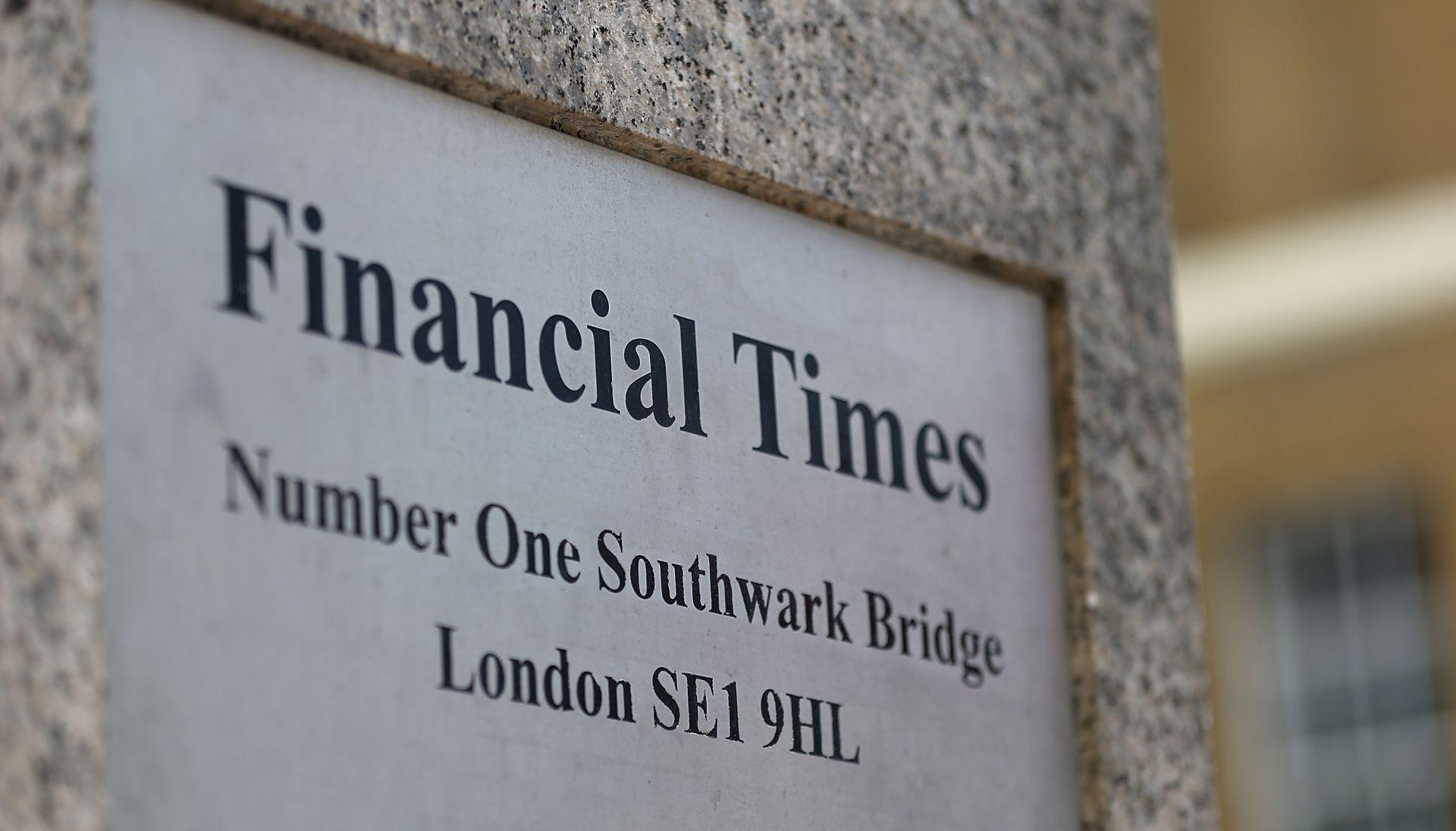 Pearson prodao Financial Times japanskom Nikkeiju