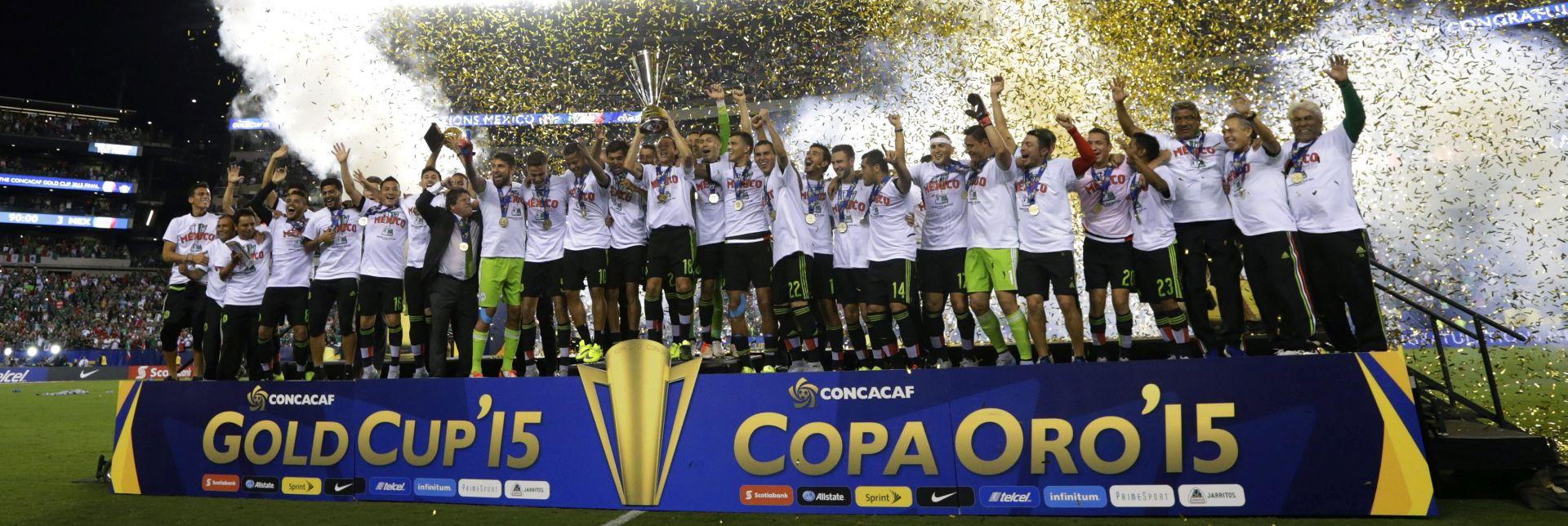 Meksiko osvojio Gold Cup