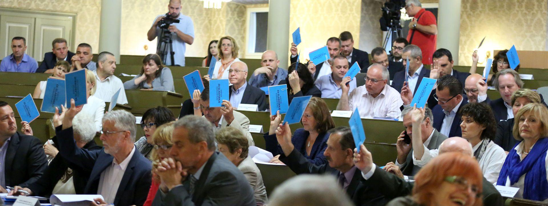 GRADSKA SKUPŠTINA: Na aktualnom satu pitanja postavljali samo SDP-ovi zastupnici