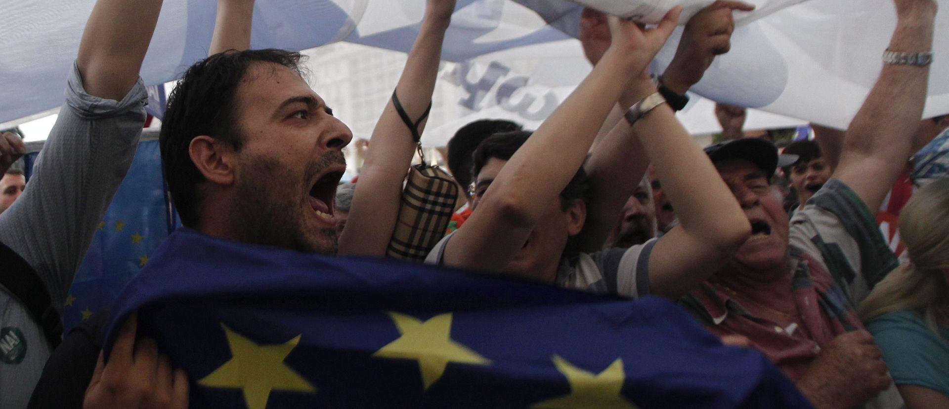 MINIMALNE ŠANSE ZA SPAS: EU otkazao summit, pregovore o grčkoj krizi nastavlja euroskupina
