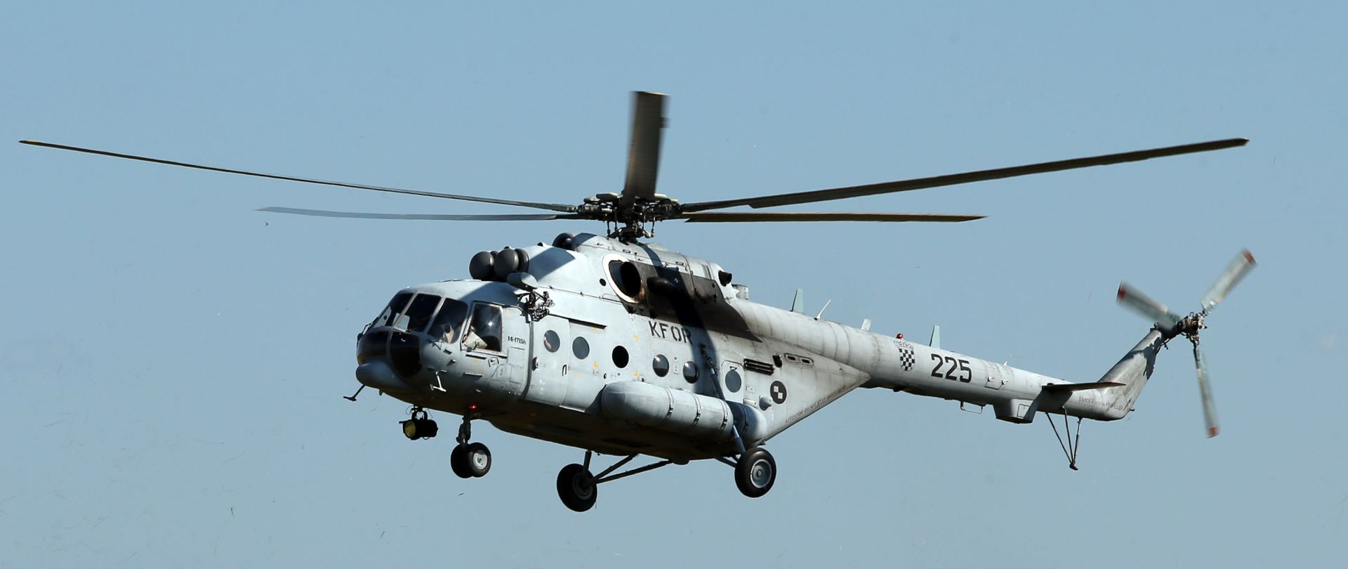 HEROJI KOJI SPAŠAVAJU ŽIVOTE Eskadrili transportnih helikoptera priznanje za 112. medicinski let
