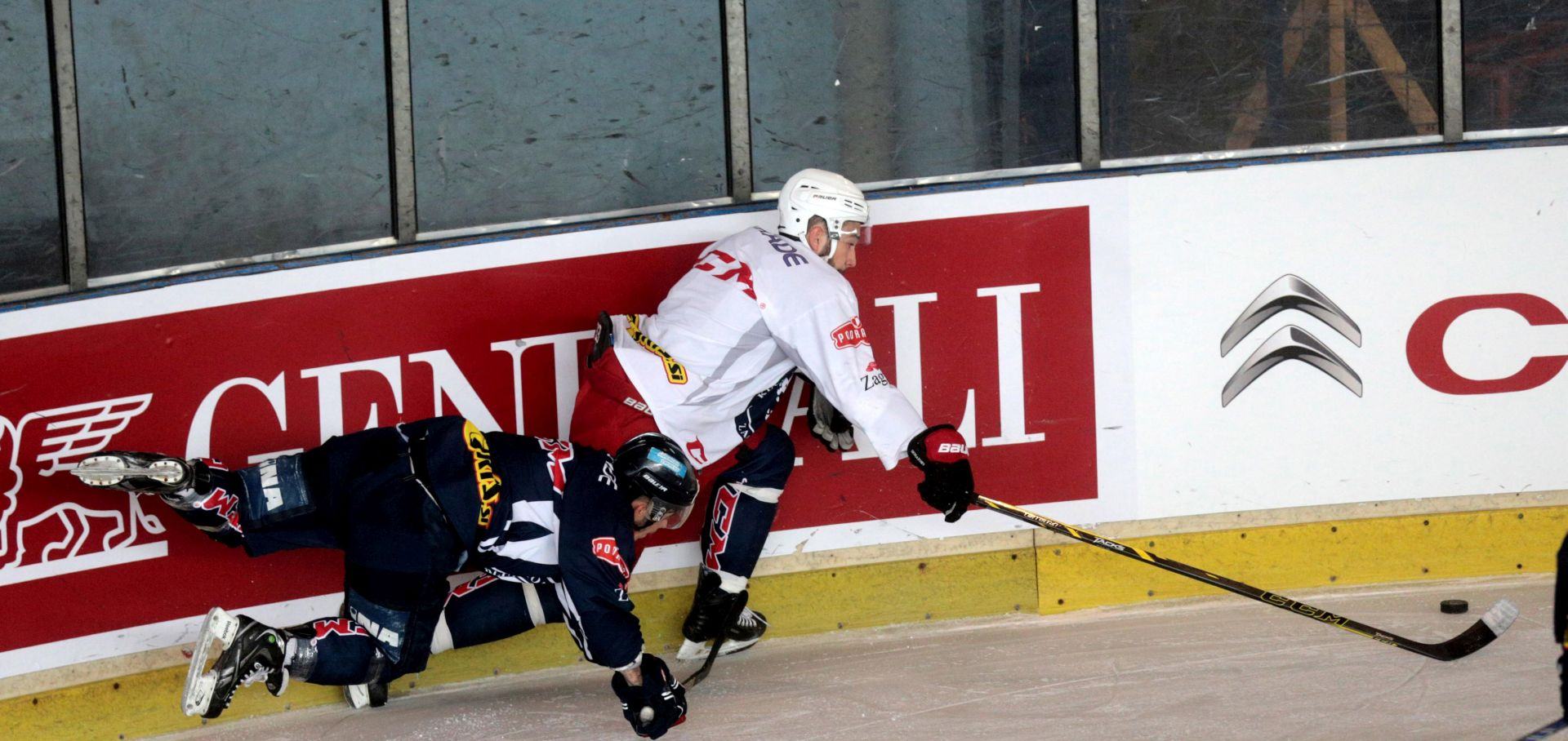 NHL: Suspendiran na pola sezone zbog udaranja suparnika u pripremnoj utakmici