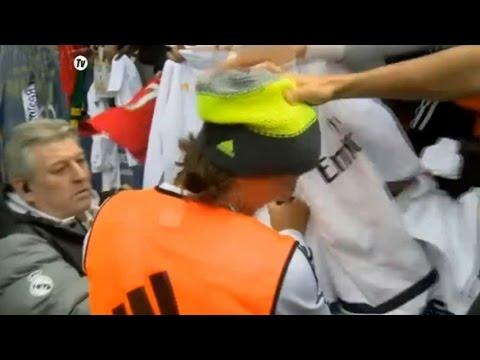 VIDEO: MODRIĆ IZAZVAO EUFORIJU Navijači Reala oduševljeni našim realovcem