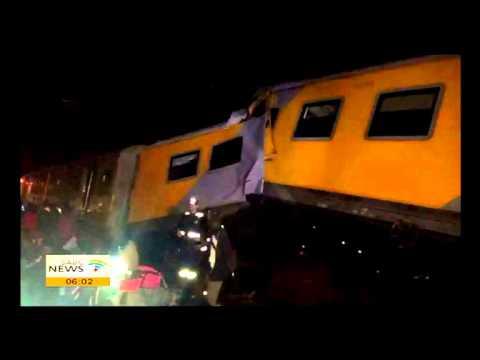 VIDEO: Više od 200 ozlijeđenih u sudaru vlakova u Johannesburgu