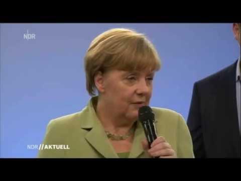 VIDEO: Mlada Palestinka koju je rasplakala Merkel ostaje u Njemačkoj