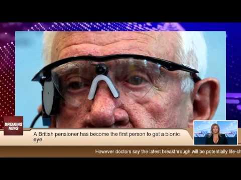 Revolucionarni napredak: Britancu ugrađeno bioničko oko