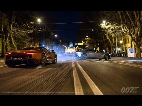 VIDEO: 007 pogled na Aston Martin DB10