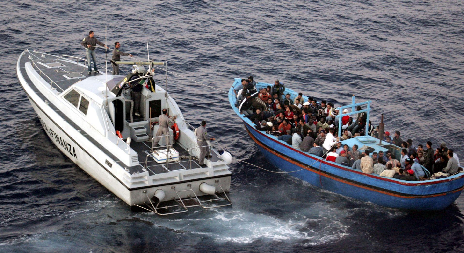 PLAVA GROBNICA: Broj poginulih migranata na Sredozemnom moru premašio 3000