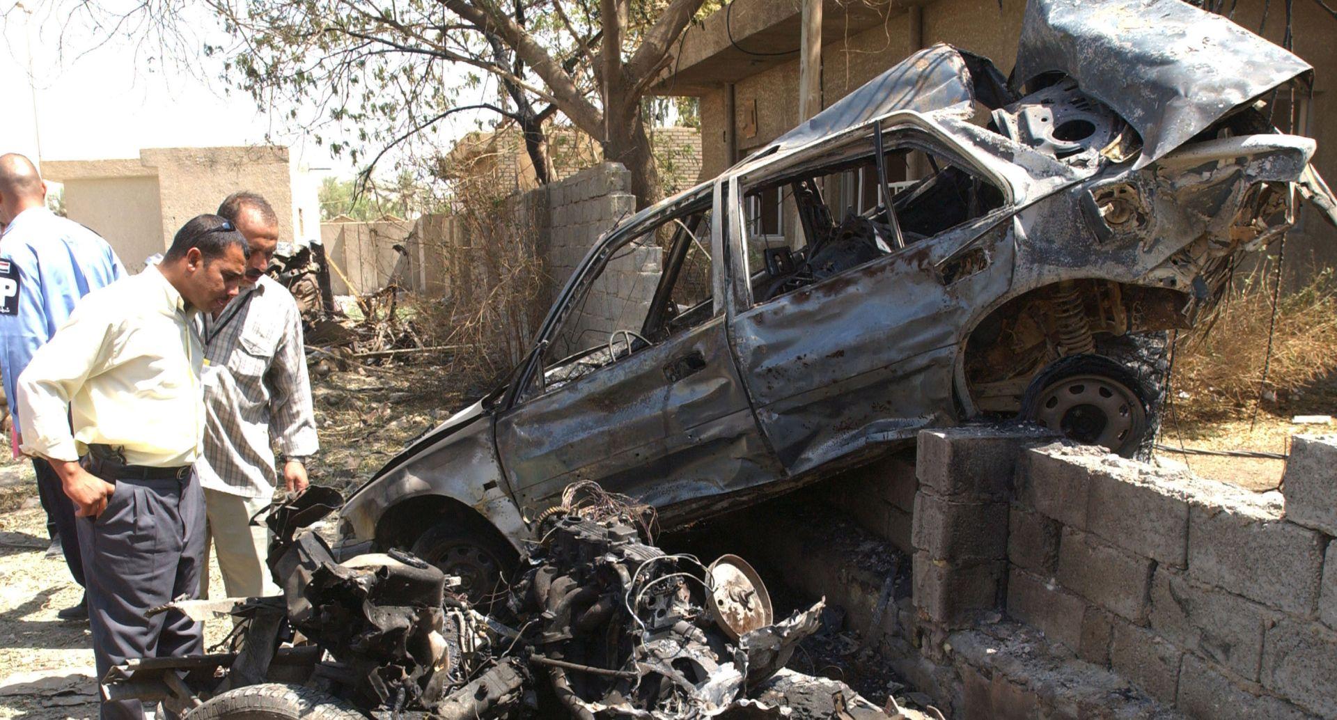 POGINULA I DJECA Na proslavi Bajrama 21 žrtva u eksploziji bombe