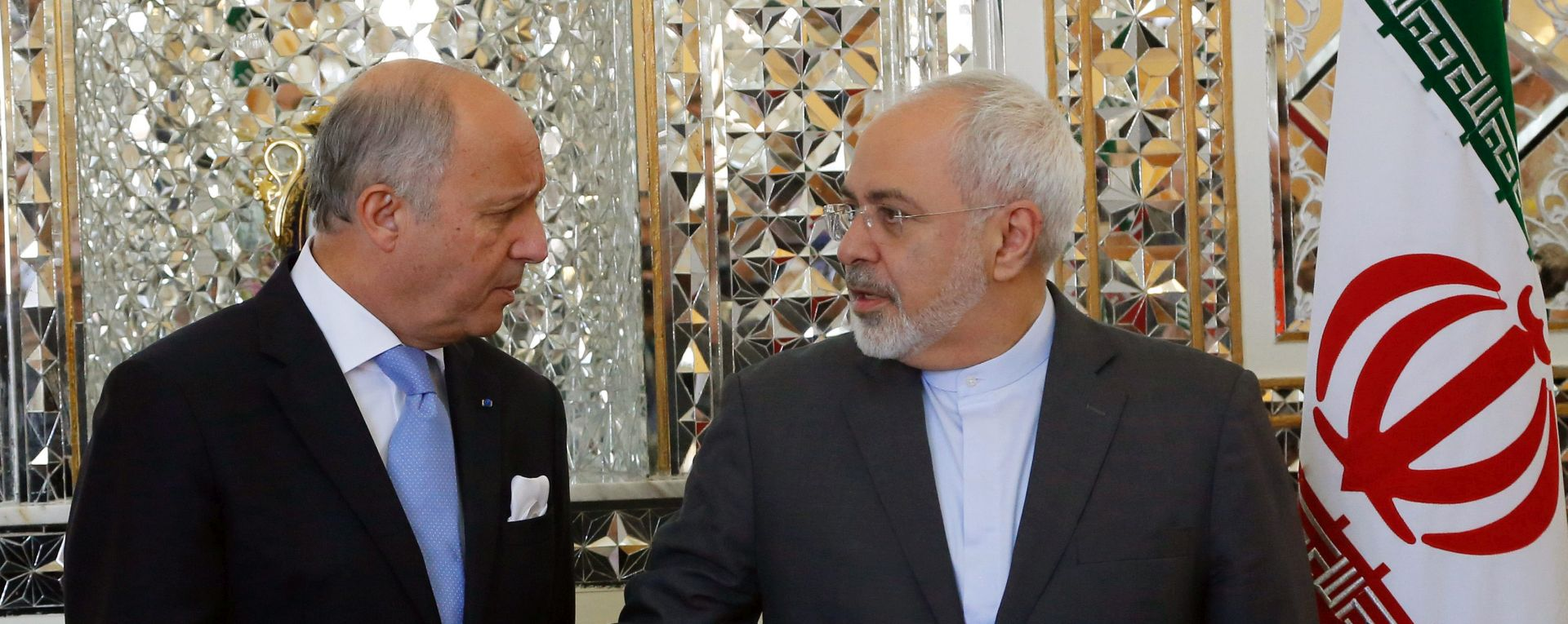 IRANSKO FRANCUSKA POMIRBA: Sastali se Fabiens i Rohani