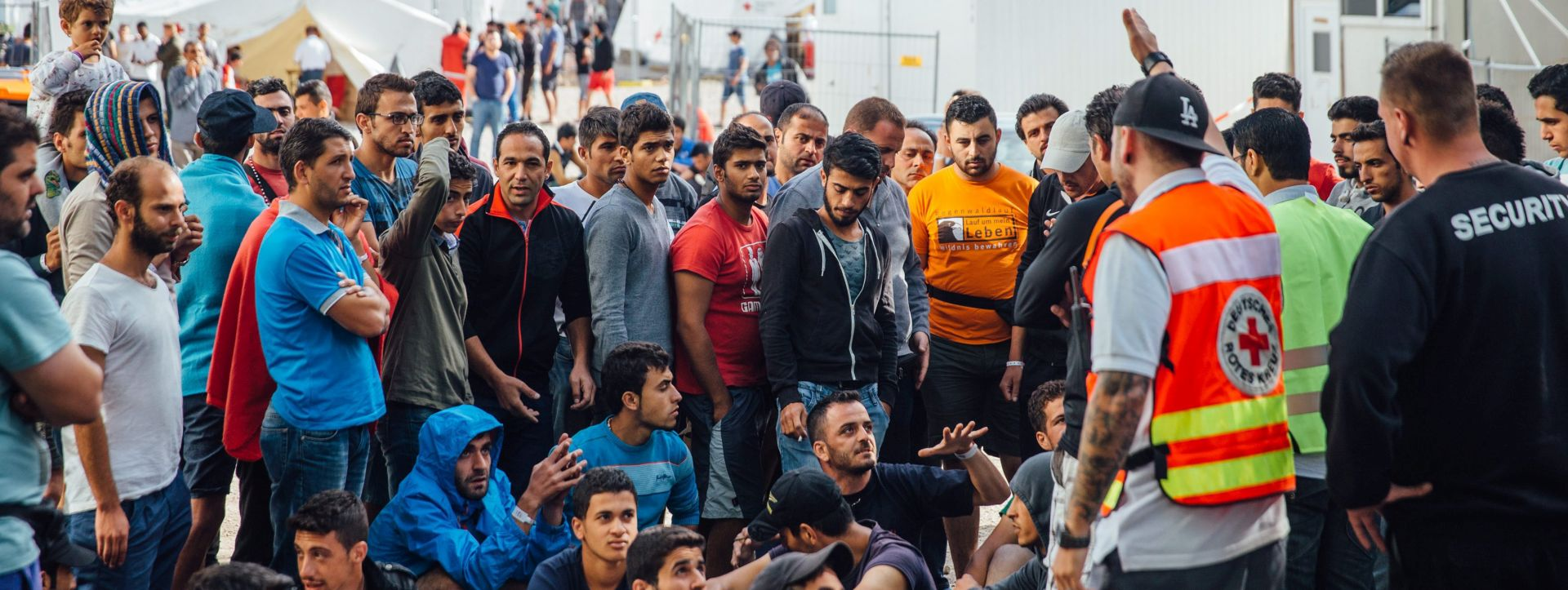 IZBJEGLICE USKORO I U HRVATSKOJ? HCK se priprema za mogući migrantski val