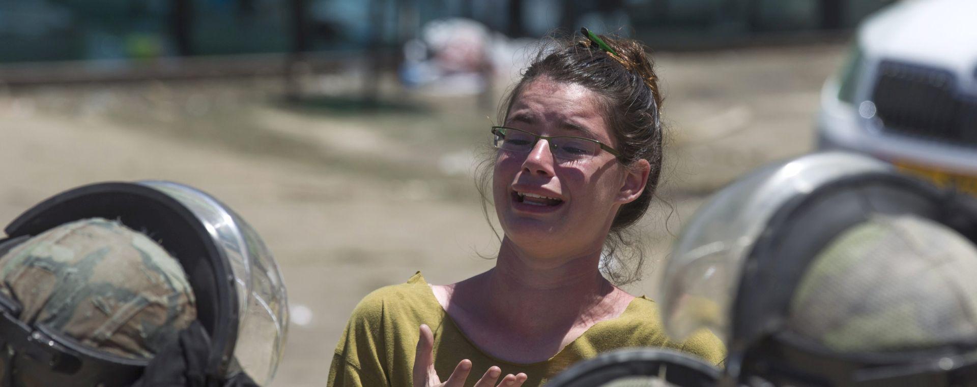 NOVIH TRISTO STANOVA: UN osudio izraelsku odluku o novoj gradnji na Zapadnoj obali