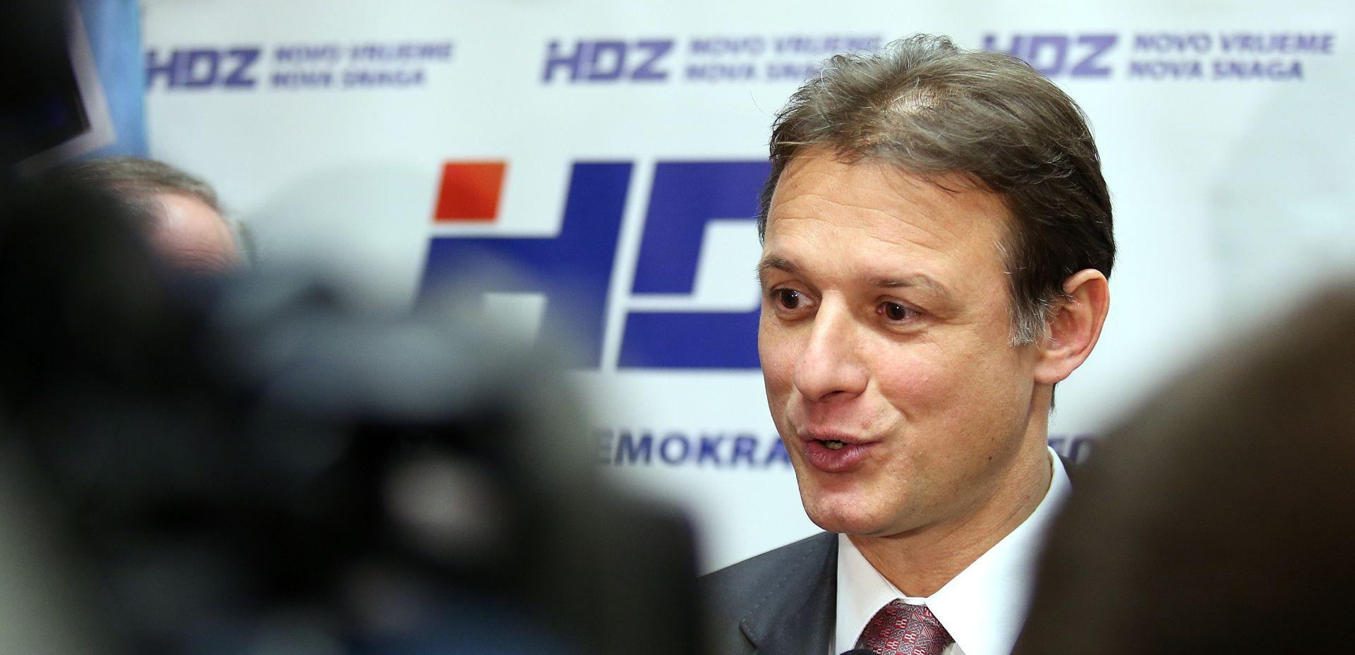 Jandroković: Most ostaje ključni strateški partner HDZ-a