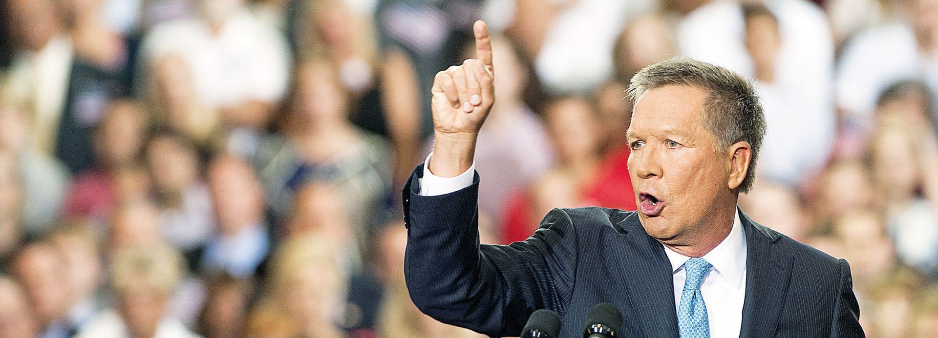 PRIPREME ZA IZBORE U SAD-u: 10 republikanaca na prvom TV sučeljavanju u utrci za predsjedničkog kandidata