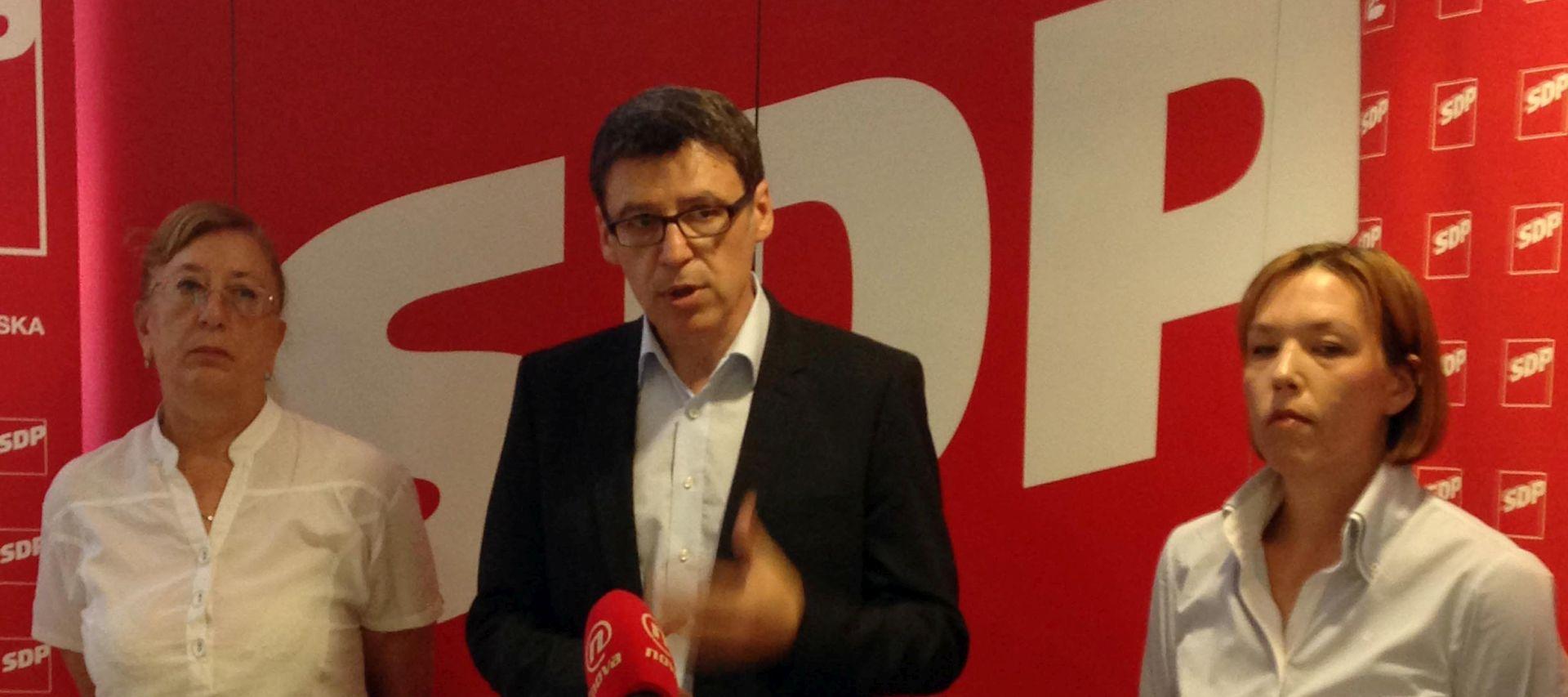 Jovanović: SDP s optimizmom čeka izbore
