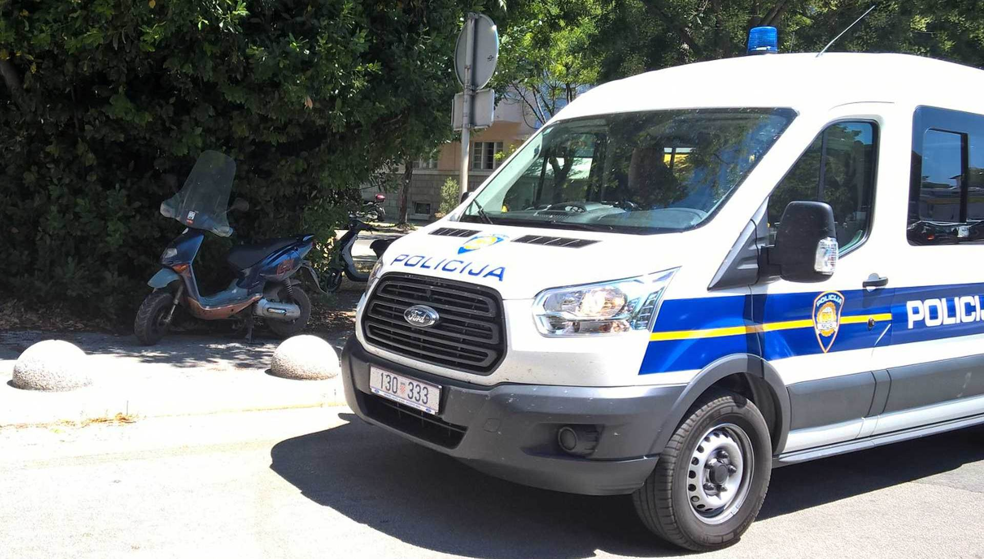 PRVO ISPITIVANJE : Kapetan Dragan stigao u splitsku Palaču pravde