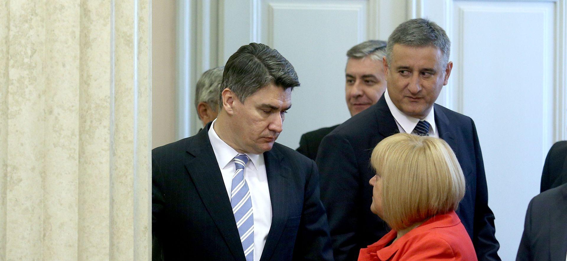 KARAMARKO: Milanović u deset dana prošao put od lažnog humaniste do lažnog ratnika