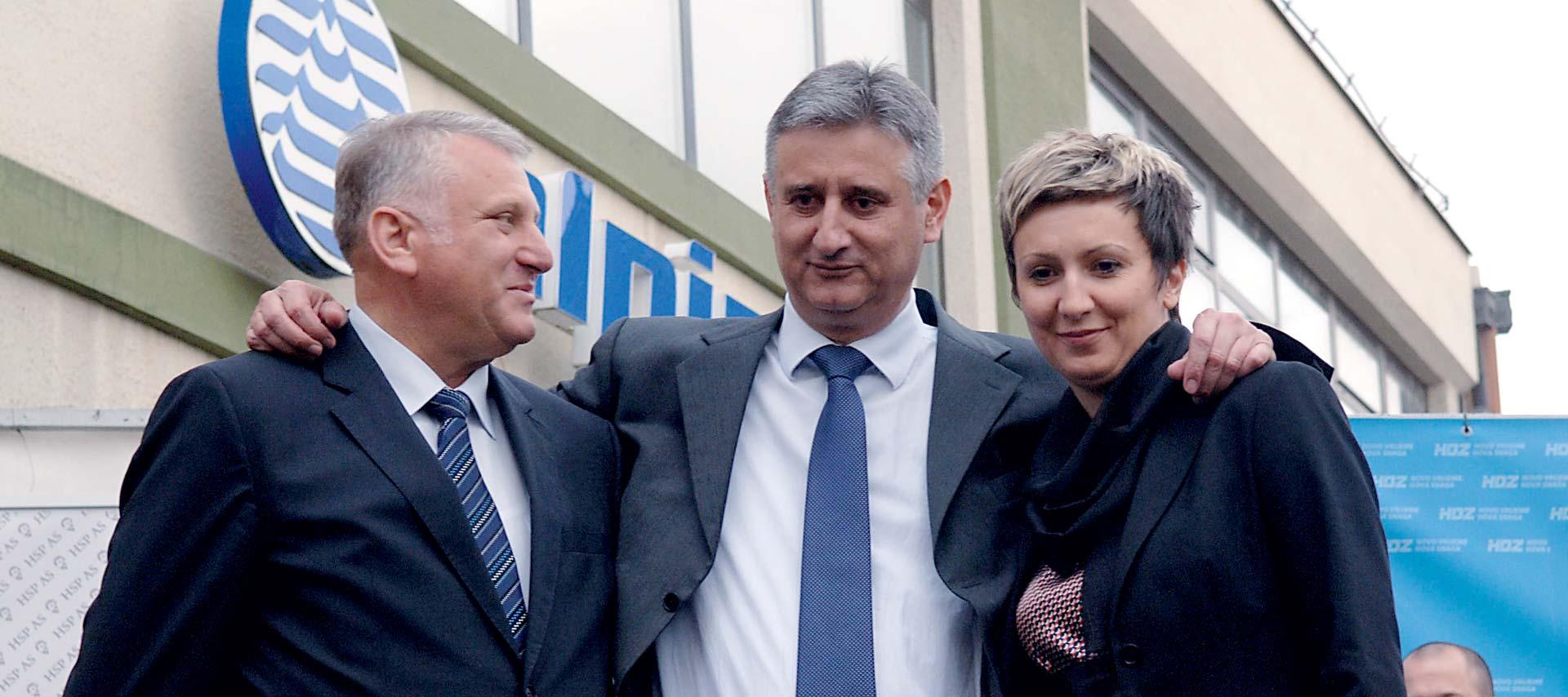 Državni odvjetnik iz Požege prijavljen zbog sumnji da je pogodovao voditeljici HDZ-ove kampanje
