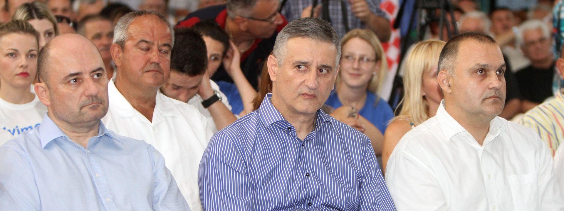 HDZ: očekujemo da Sabor stavi izvan snage Sporazum o arbitraži sa Slovenijom
