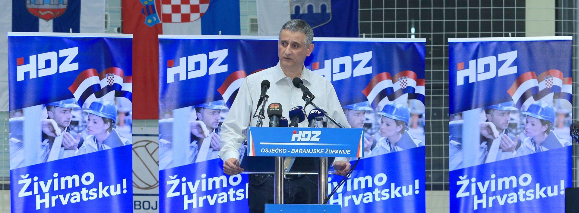 VELIKI ODAZIV BIRAČA: HDZ izrazio zadovoljstvo rezultatima izbora u Vrgorcu