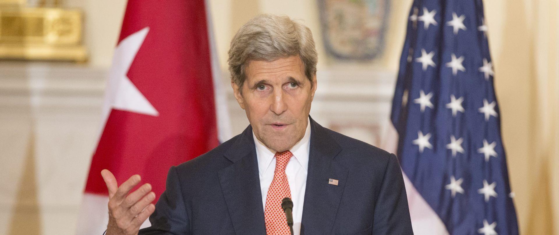 KERRY: SAD i Rusija suglasni oko temeljnjih načela za Siriju
