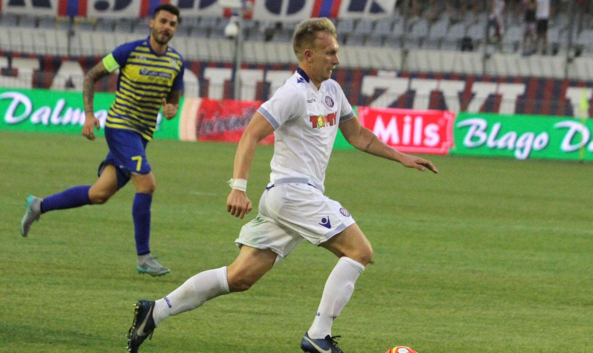 POLJUD SLAVI Hajduk pobijedio Koper s 4:1