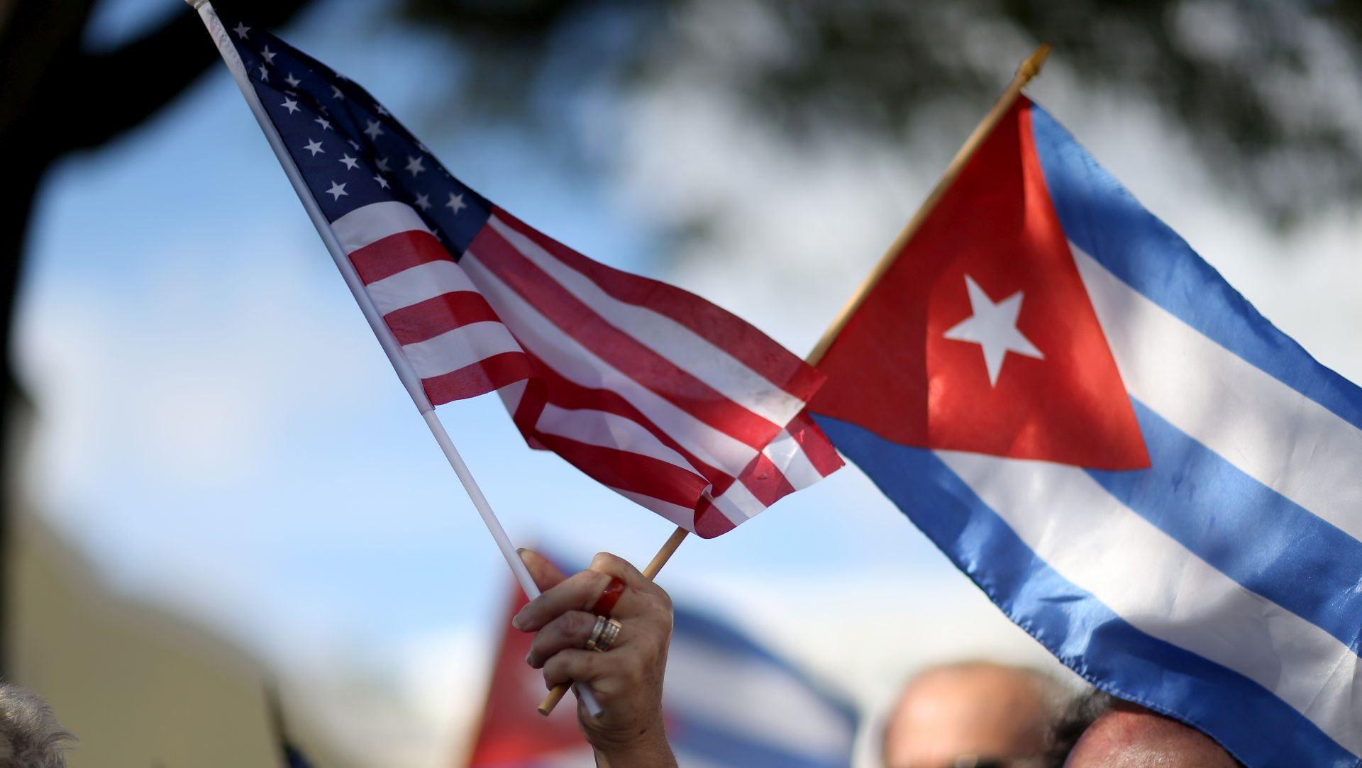 IZMEĐU HRVATSKE I CIPRA U State Departmentu izvješena kubanska zastava