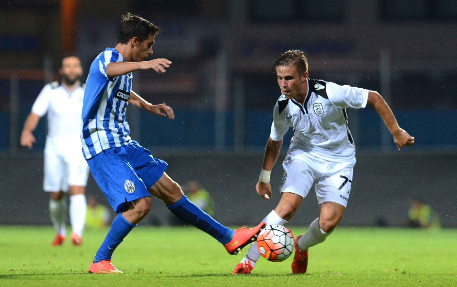 """OPROSTILI SE OD EUROPE Grčki PAOK """"smlavio"""" Lokomotivu 6:0"""
