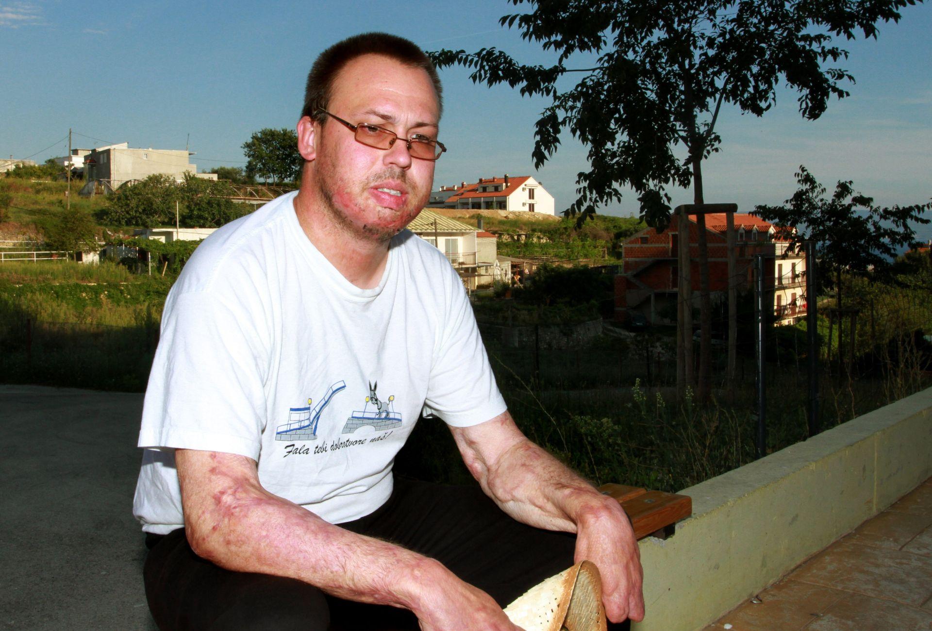 Frane Lučić 11 godina čeka odštetu