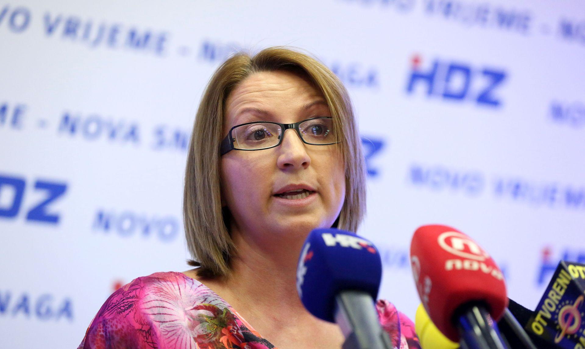 PREGOVORI S MOST-om: Ivana Maletić vodit će HDZ-ov tim