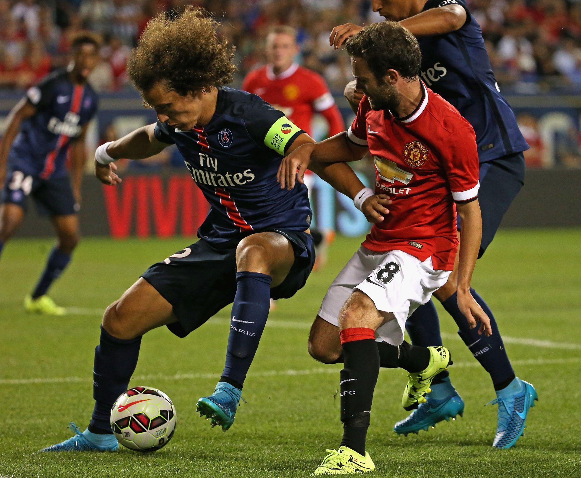 PSG slavio protiv Manchester Uniteda sa 2-0