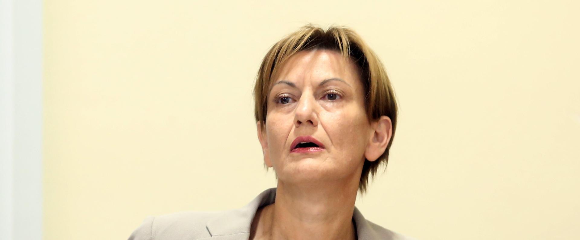 NAKON ODLASKA IZ HDZ-a: Martina Dalić napušta i Sabor