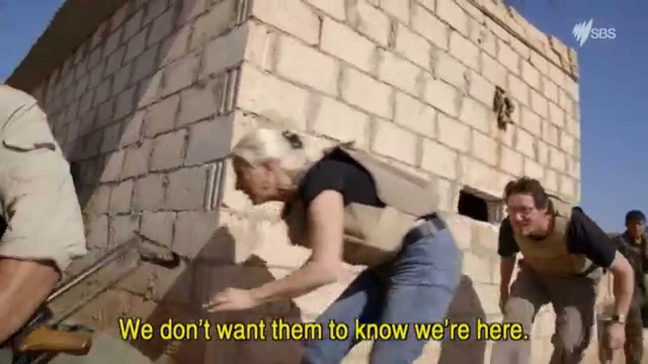 VIDEO: BIZARNO Australski reality show poslao natjecatelje u sirijsku ratnu zonu