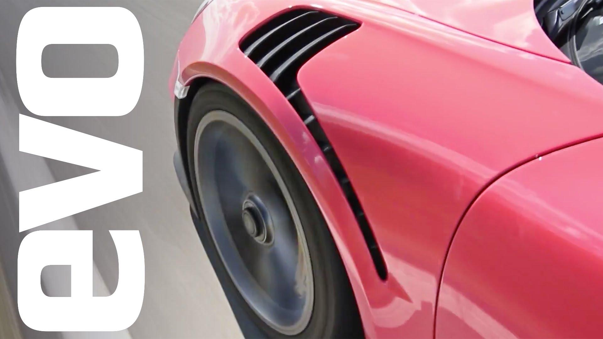 Evo kako izgleda buđenje uz Porsche 911 GT3