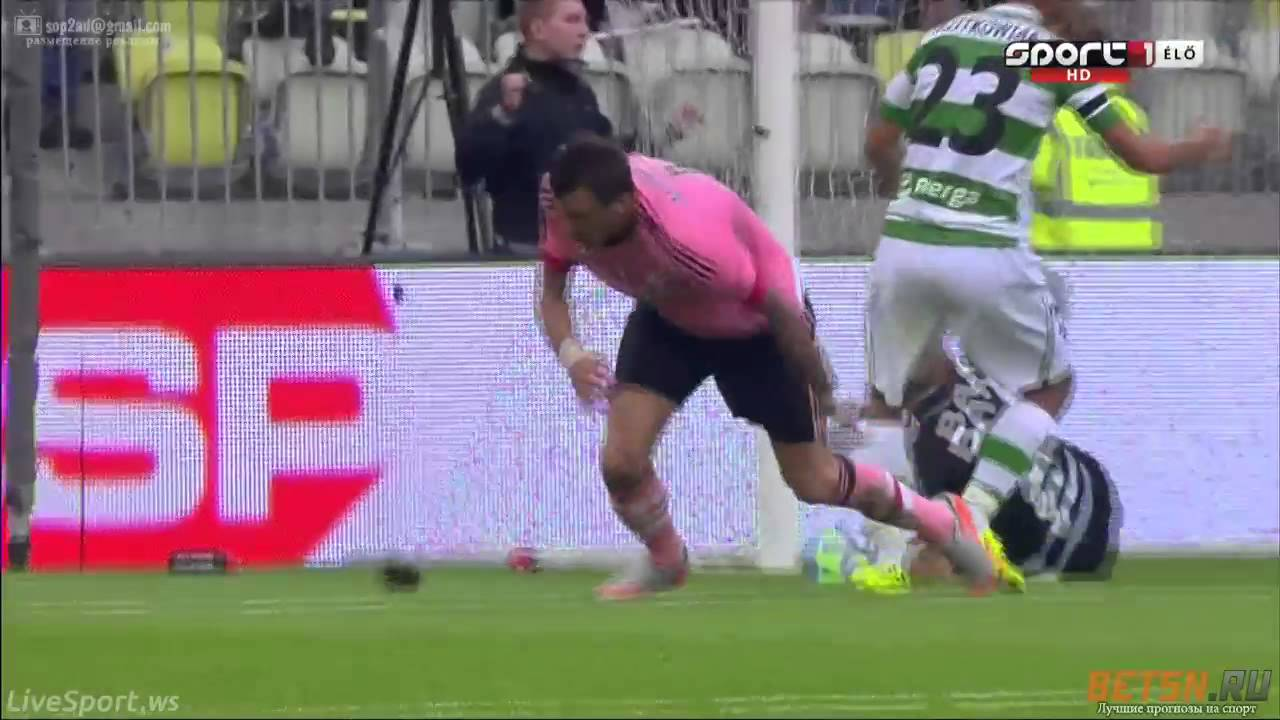 VIDEO: Mandžukić pogodio za pobjedu Juventusa