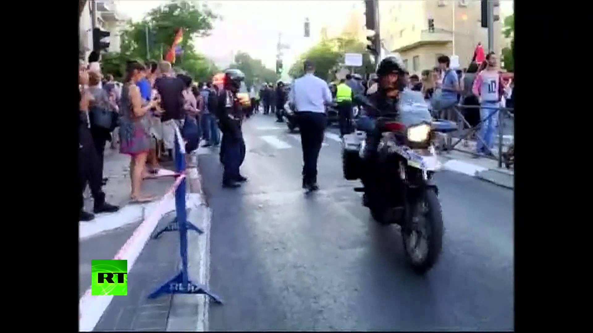 VIDEO: DRAMA NA POVORCI PONOSA Ultraortodoksni židov izbo šestero sudionika