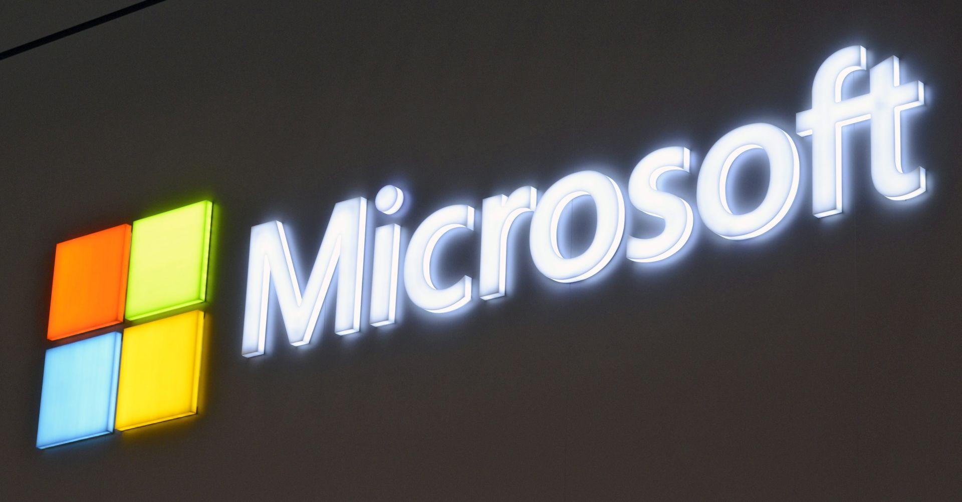 PROBLEM PRIVATNOSTI Microsoft pokrenuo tužbu protiv američkog Justice Departmenta