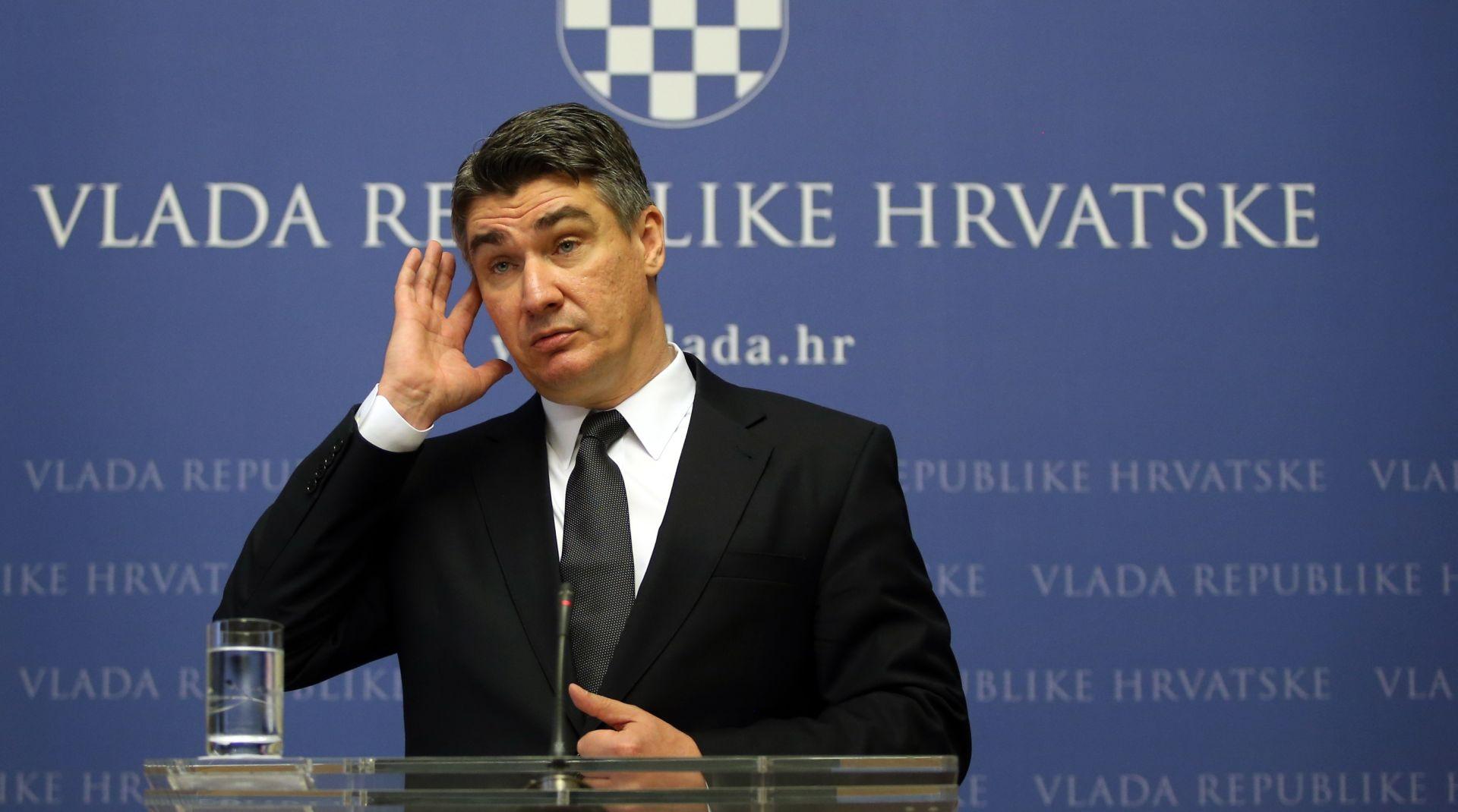Premijer Milanović izrazio sućut obitelji Arsena Dedića