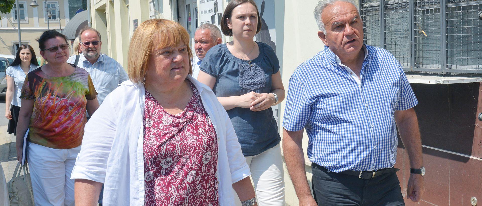 Ministrica Mrak Taritaš: Svi koji su imali pravo na obnovu nakon polave, ostvarili su ga