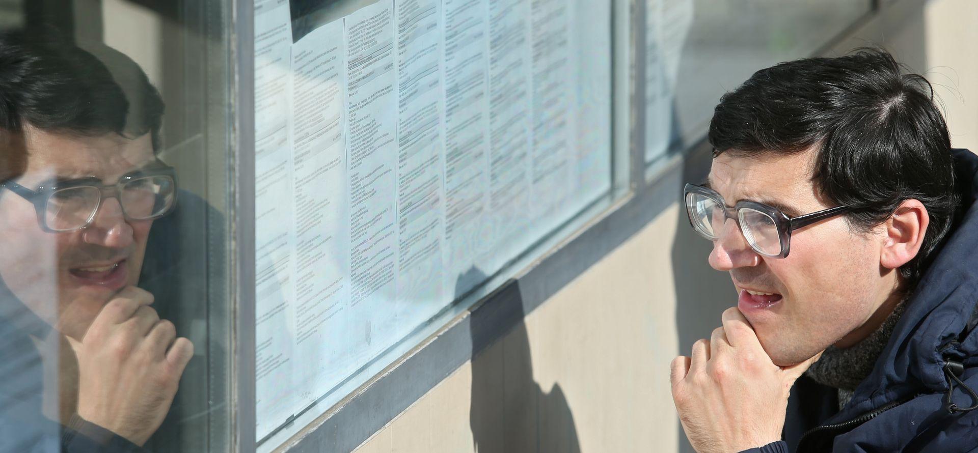 TRAČAK OPTIMIZMA:  Stopa nezaposlenosti u Hrvatskoj u lipnju pala 4. mjesec zaredom