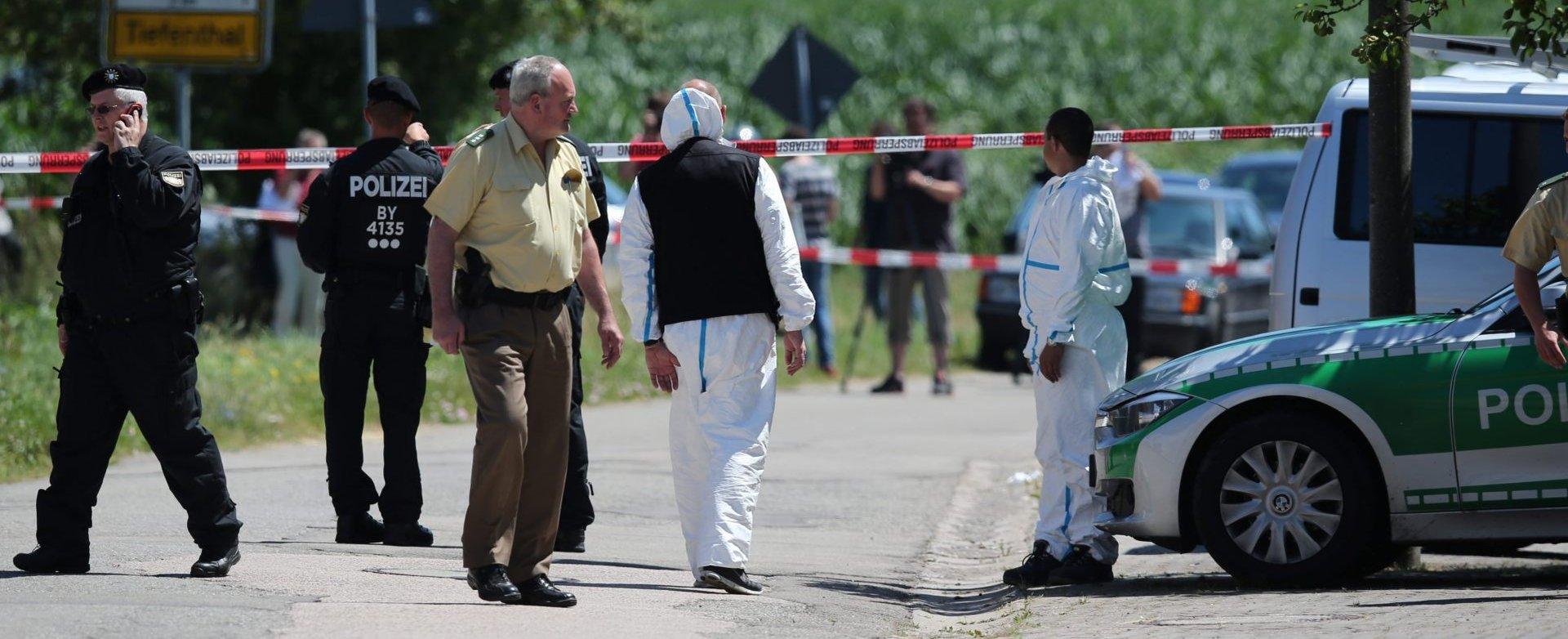PUCNJAVA U BAVARSKOJ: Napadač ubio dvoje ljudi