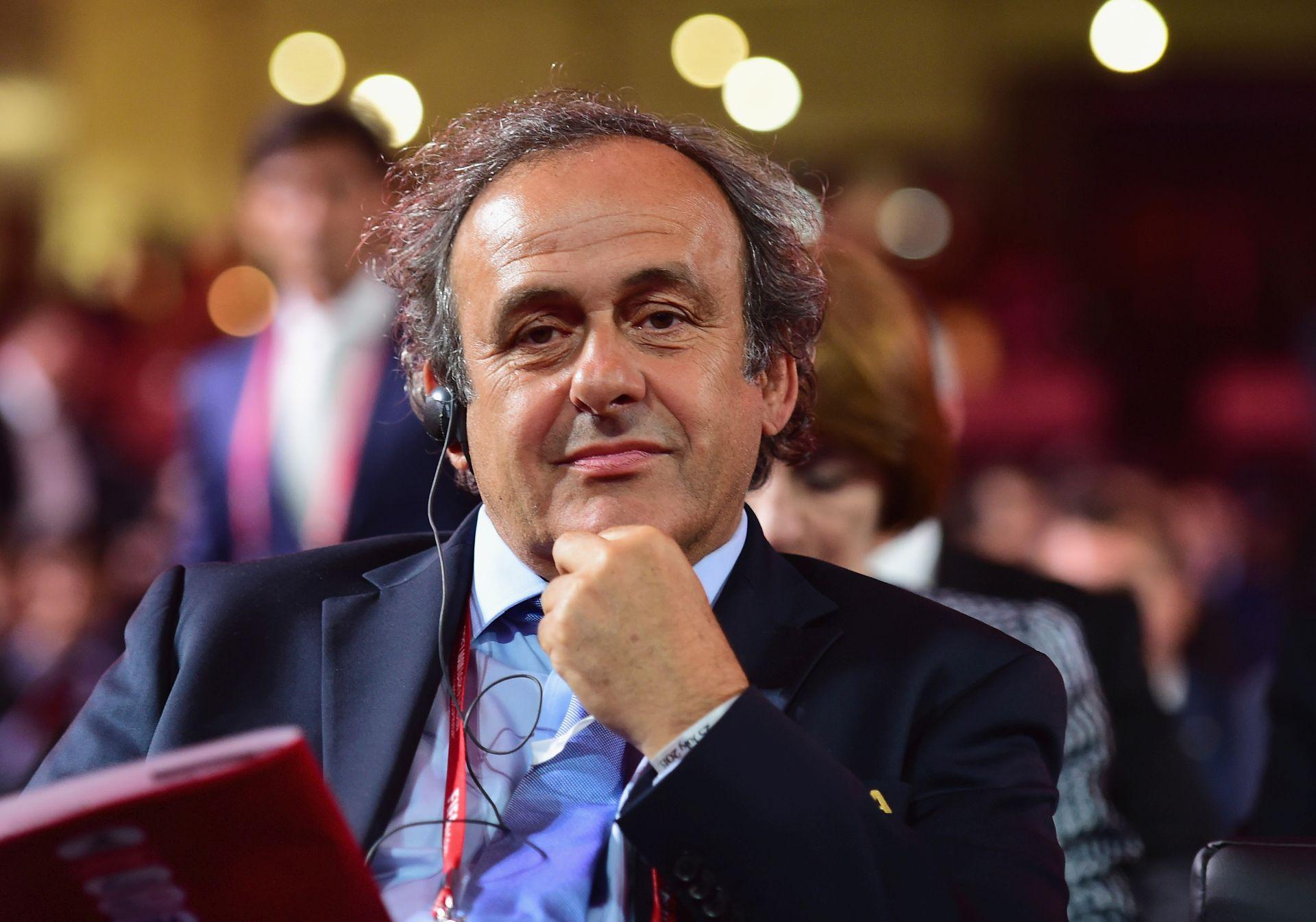 Platini i službeno kandidat za predsjednika FIFA-e