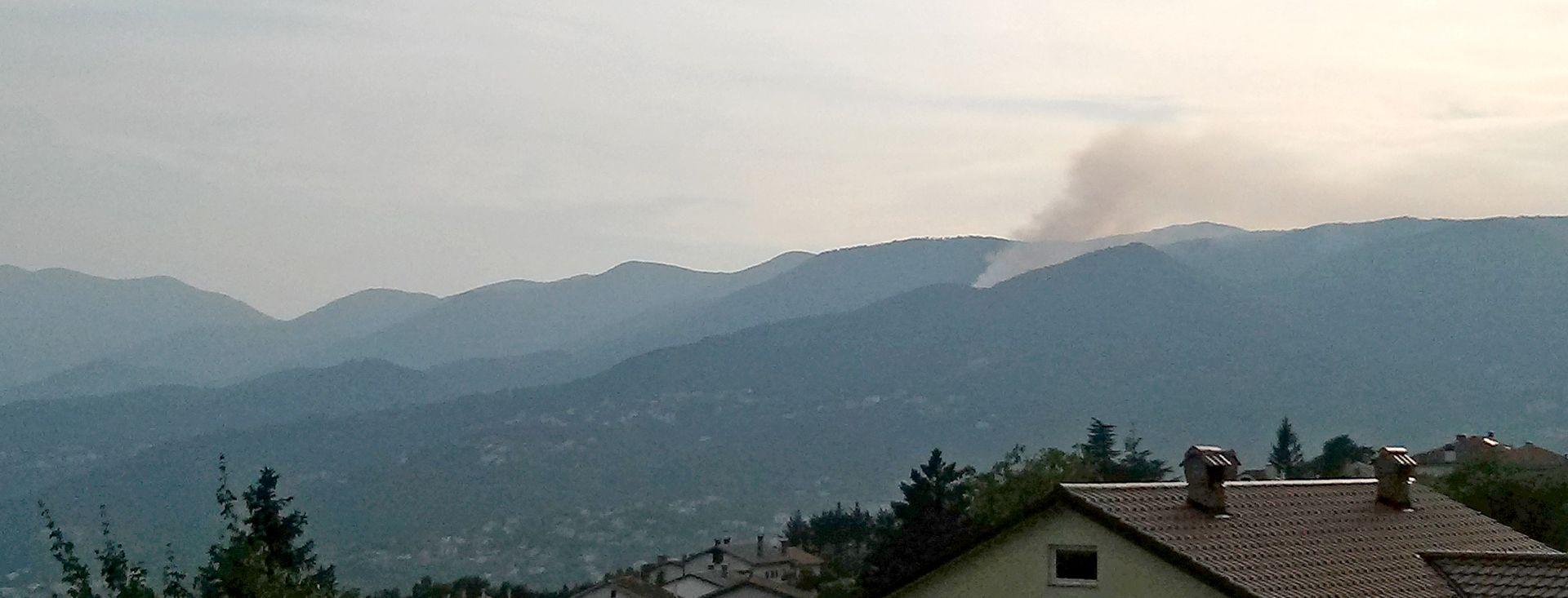 VIDEO: UGROŽENE  KUĆE Požari i dalje bijesne Istrom