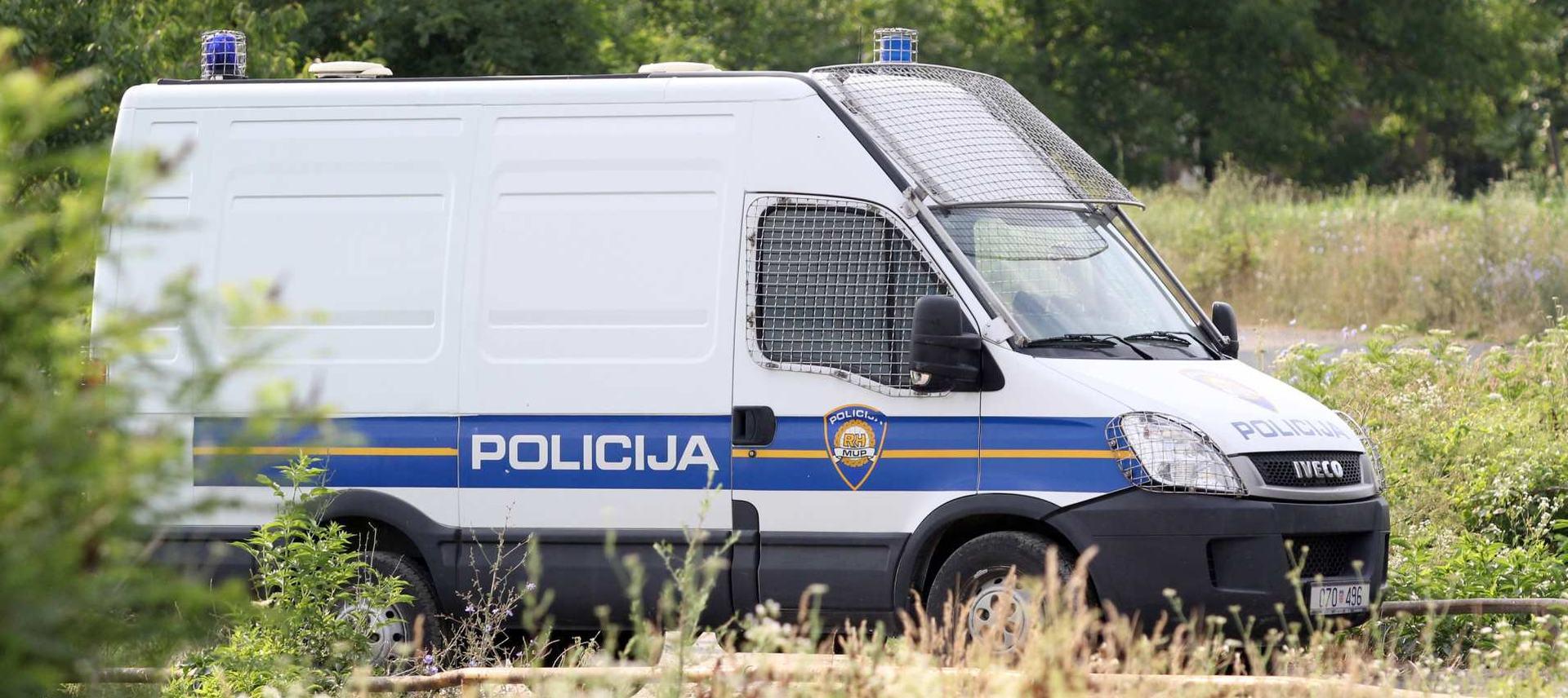 ILEGALNI PRELAZAK GRANICE: Uhićena dvojica Albanaca