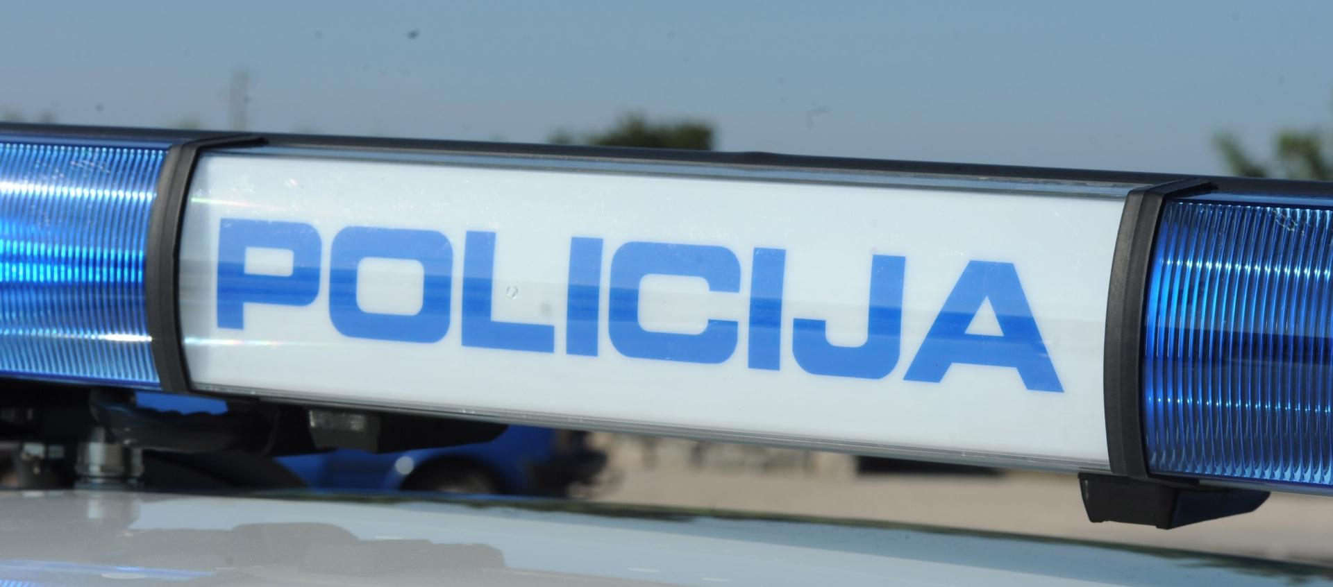 Policija istražuje jednu mušku osobu u svezi s ubojstvom u Krčeniku