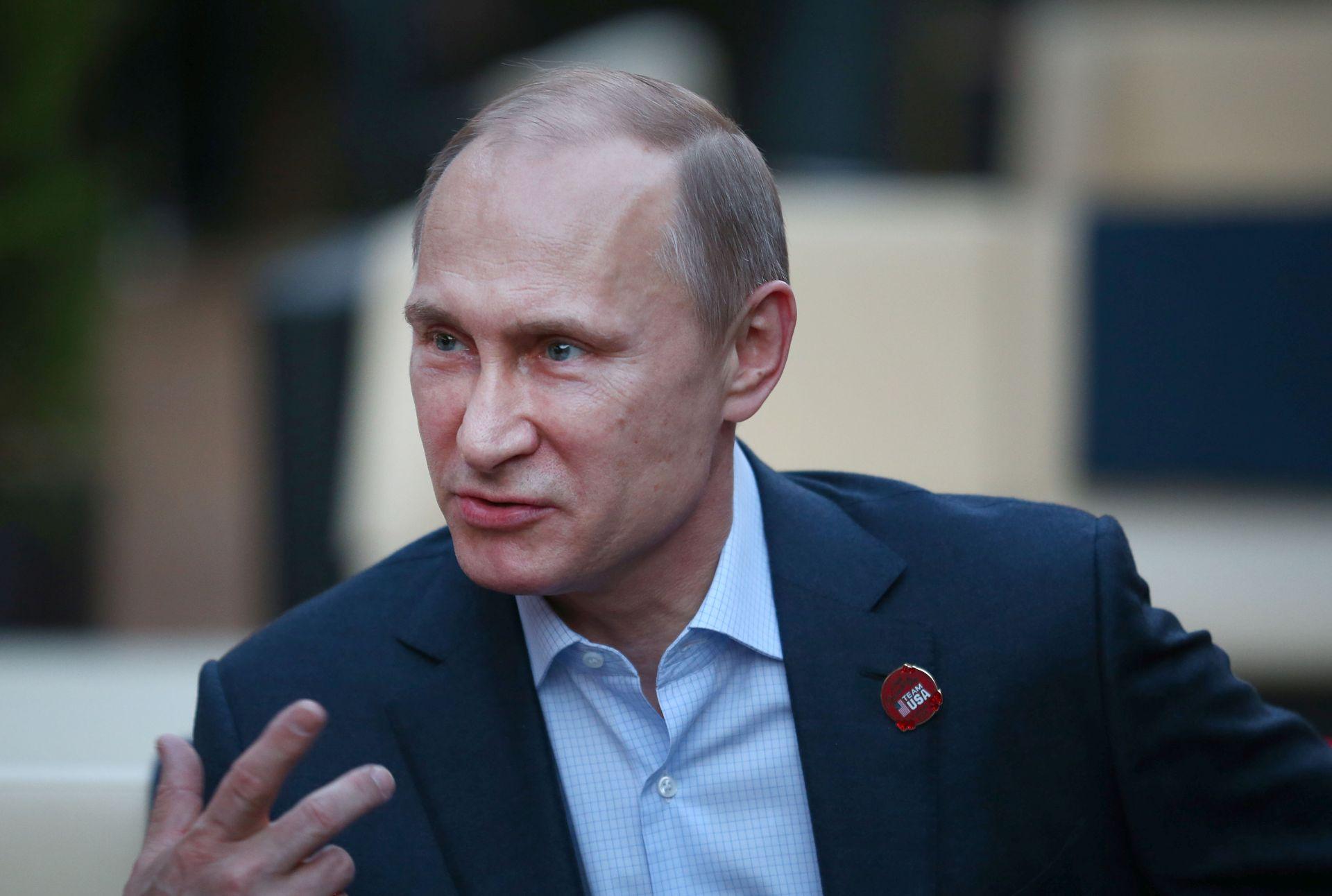 "MOSKVA: Isporučujemo Siriji vojnu opremu za ""borbu protiv terorizma"""