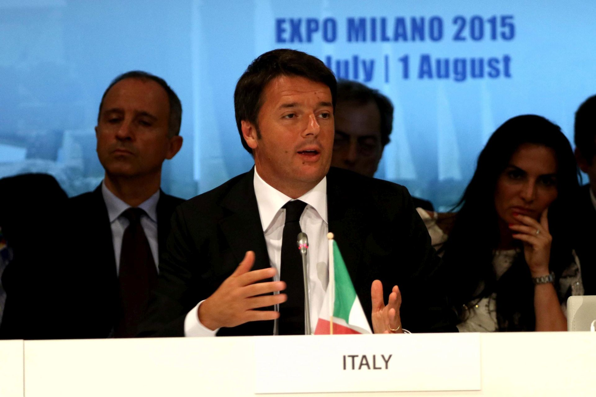 US Open: Talijanski premijer Renzi otkazao sve obveze i otputovao u New York